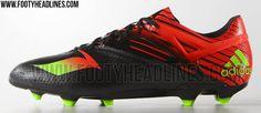 Striking Adidas Messi 2015-2016 Boots Leaked - Footy Headlines
