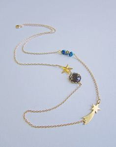 Always The Planetoid, Never The Planet Pluto Necklace — Eclectic Eccentricity…
