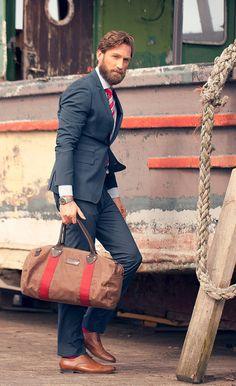 travel by sea #menswear #simplydapper #stylish