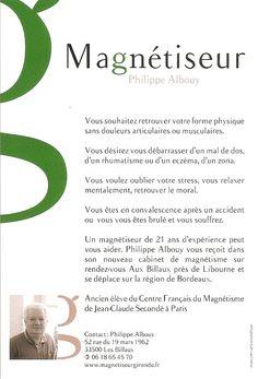 Flyer pour mon activité de magnétiseur Le Moral, Stress, Wish, I Want You, Psychological Stress