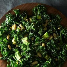 Kale Salads without a recipe