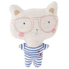 Donna Wilson soft toys, as featured on Bobby Rabbit Catimini Mr Bear Soft Toy felt owls Owls outside toy organiz. Softies, Plush Dolls, Doll Toys, Baby Toys, Kids Toys, Hamster, Fabric Toys, Cute Toys, Sewing Toys