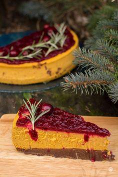Cheesecake, Vegan Recipes, Sweets, Cookies, Baking, Winter, Food, Christmas, Per Diem