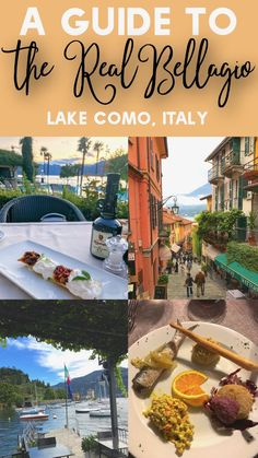 A three day Bellagio, Lake Como itinerary discovering Lake Como, via the lake, with Bellagio Water Sports. Sorrento Italy, Naples Italy, Sicily Italy, Toscana Italy, Venice Italy, Venice Travel, Italy Travel, Places To Travel, Places To Go