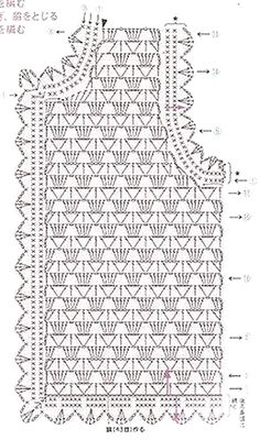 Black Crochet Dress How To Crochet A Crochet - Diy Crafts - maallure Crochet Baby Cardigan, Black Crochet Dress, Crochet Cardigan Pattern, Crochet Jacket, Crochet Blouse, Crochet Vests, Shrug Pattern, Crochet Sweaters, Jacket Pattern