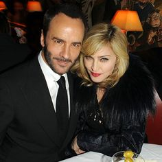 MADGE AND TOM FORD