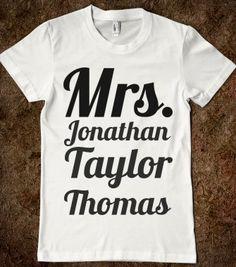 mrs. jtt - glamfoxx.com - Skreened T-shirts, Organic Shirts, Hoodies, Kids Tees, Baby One-Pieces and Tote Bags