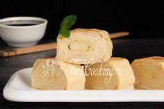 Японский омлет (Тамаго-яки) - рецепт с фото