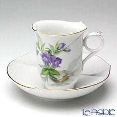Meissen Coffee Cup Saucer