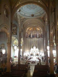 St. Mary's Catholic church, Dayton, Ohio
