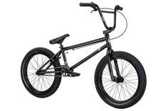 Kink Search Complete BMX Bike Black | Bakerized Action Sports