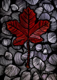 Maple Leaf, Red