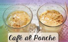 Koffie met ponche crema - Antilliaans-eten.nl