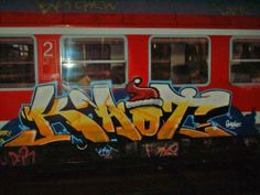kaot graffiti