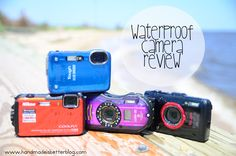 A review / guide for choosing the best underwater / waterproof camera. Nikon, Olympus and Pentax cameras are reviewed.