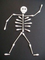 Easy halloween craft for my students - love it!