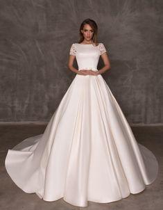 Ball Gown Wedding Dresses : Featured Wedding Dress:Eva Lendel;www.evalendel.com; Wedding dress idea.