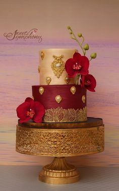 Anniversary Cake by Sweet Symphony