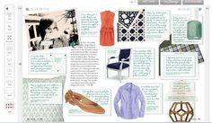 LONNY MAGAZINE LOVE! 2 pages in the magazine dedicated to the things I love! http://cococozy.com
