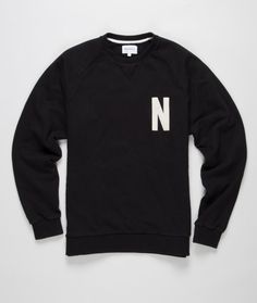 The Ketel Sport Sweat is a warm cotton crew neck with N on the chest. - and it looks like a Nebraska shirt