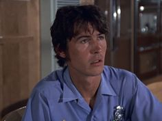 """… and a face of rebellion: """"Big deal! 1970s Tv Shows, Old Tv Shows, Monday Face, Randolph Mantooth, Tv Show Casting, Tv Series, It Cast, Graham, Squad"""