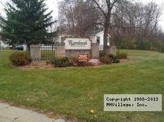 Rambush Estates Mobile Home Park In Burnsville MN Via MHVillage