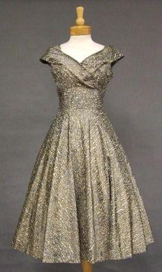 1950's Cocktail Dress by earlene