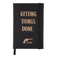 Josh V - Notebook - Zwart
