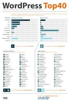 Wordpress Top 40