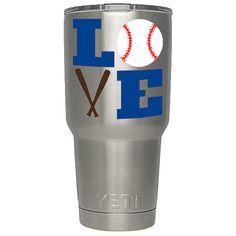Baseball Stainless Steel Custom Tumblers Gifts Tumbler