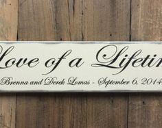 God Gave Me You Painted Wedding Sign Personalized by CSSDesign