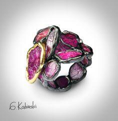 Ring by G. Kabirski