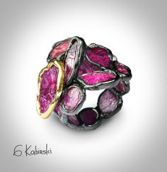 Ring by G. Kabirski