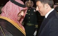 Le armi italiane in Arabia Saudita e Kuwait Il Medio Oriente è diventata una regione importante per quanto riguarda il business delle armi. Soprattutto Arabia Saudita e Kuwait hanno firmato contratti faraonici per la fornitura di cacciabombard #finmeccanica #eurofighter #kuwait #arabia
