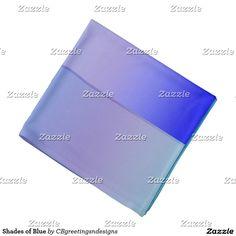 Shades of Blue Bandana