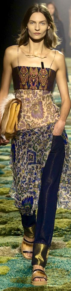 Dries Van Noten ~ Spring 2015 RTW