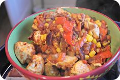 Chicken Fajitas ready to serve