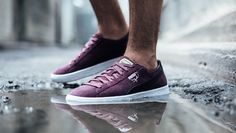 08514228dcd50e Puma Clyde B amp C Pack On Feet  ppuma  pumaclyde  sneakers  trainers