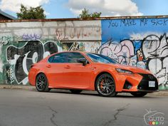 2016 #Lexus GS F aimed in the wrong direction | Car Reviews | Auto123