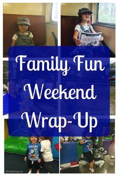 Family Fun Weekend Wrap-Up (scheduled via http://www.tailwindapp.com?utm_source=pinterest&utm_medium=twpin&utm_content=post33160976&utm_campaign=scheduler_attribution)