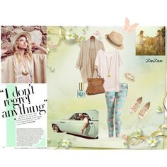 """""""Is it spring yet?"""" by sunshine-91 on Polyvore"""