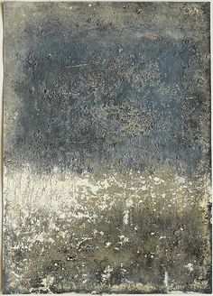 title unknown ~ mixed media ~ by christian hetzel Abstract Images, Abstract Landscape, Landscape Paintings, Oil Painting Abstract, Abstract Art, Modern Art, Contemporary Art, Grey Art, Encaustic Art