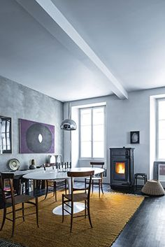 Sergio Leoni | Sissy P/N and Sissy P/I: pellet stove that can heat also the water of radiators