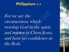 philippians 3 3 put no confidence in the flesh powerpoint church sermon Slide05 http://www.slideteam.net/