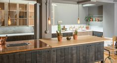 The Sebastian Cox kitchen from UK bespoke kitchen specialists deVol takes a refined, modern approach to rustic farmhouse kitchen cabinetry. Devol Kitchens, Kitchen Cabinetry, Wall Cupboards, Kitchen Units, Modern Farmhouse Kitchens, Rustic Kitchen, Industrial Kitchens, Outdoor Kitchens, Home Decor Kitchen
