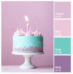 Un cumpleaños de colores.