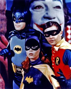 "Batman TV Series (1966 - 1968) - Used to watch this all the time! ""Same bat time, same bat channel!"""