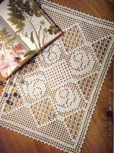 Kira scheme crochet: Scheme crochet no. 193
