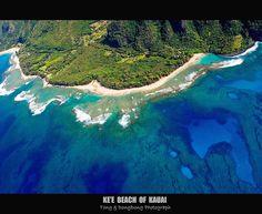Ke'e Beach on Kauai. My favorite place on earth.