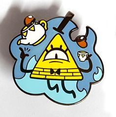 Bill Cipher enamel pin sold by Mamath. Shop more products from Mamath on Storenvy, the home of independent small businesses all over the world.